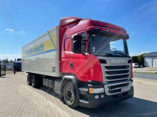 SCANIA  G450 // 2016r // TK UT-1200 // 20 palet refrigerated truck