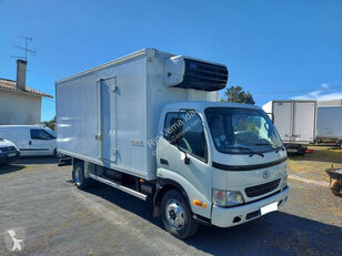TOYOTA Dyna refrigerated truck