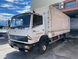 MERCEDES-BENZ 817 tilt truck