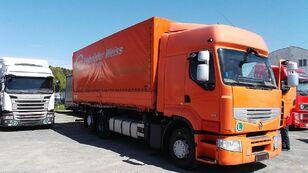 RENAULT PREMIUM 460 tilt truck