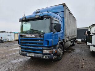 SCANIA 94D260 Exportamos a Paraguay tilt truck