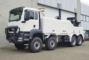 new MAN TGS 41.440 BB-WW RECOVERY TRUCK tow truck