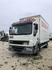 DAF motrice 2 assi furgone sponda vending truck